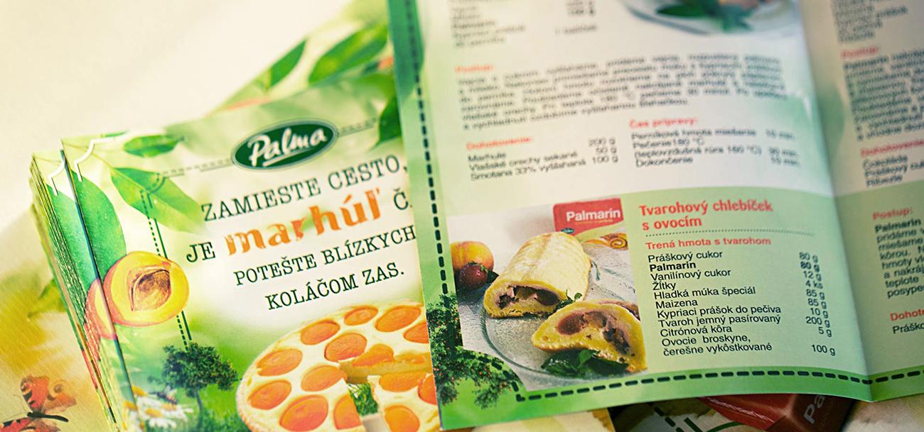 palma leták recepty