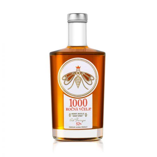 1000 ročná včela flaša