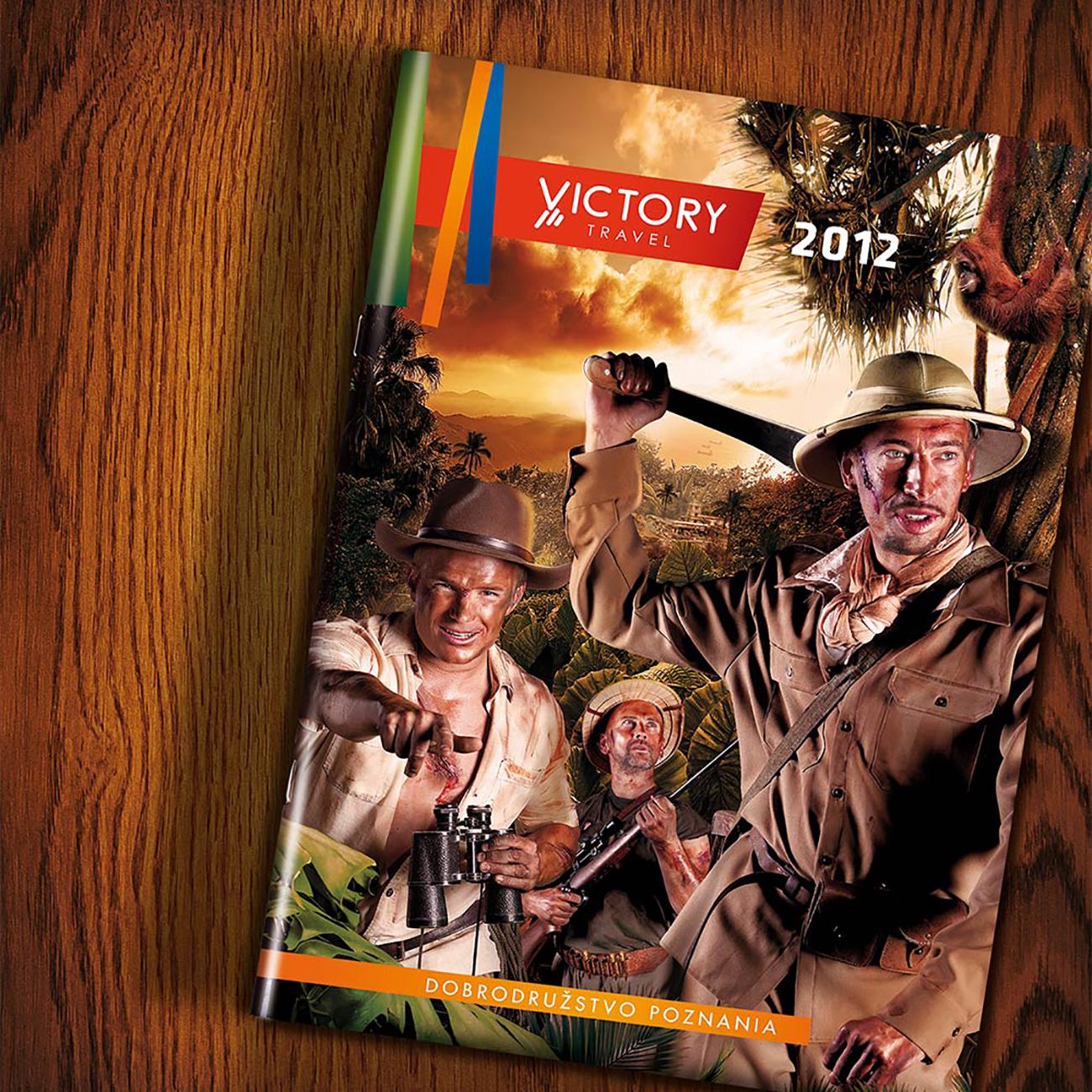 Victory Travel katalóg