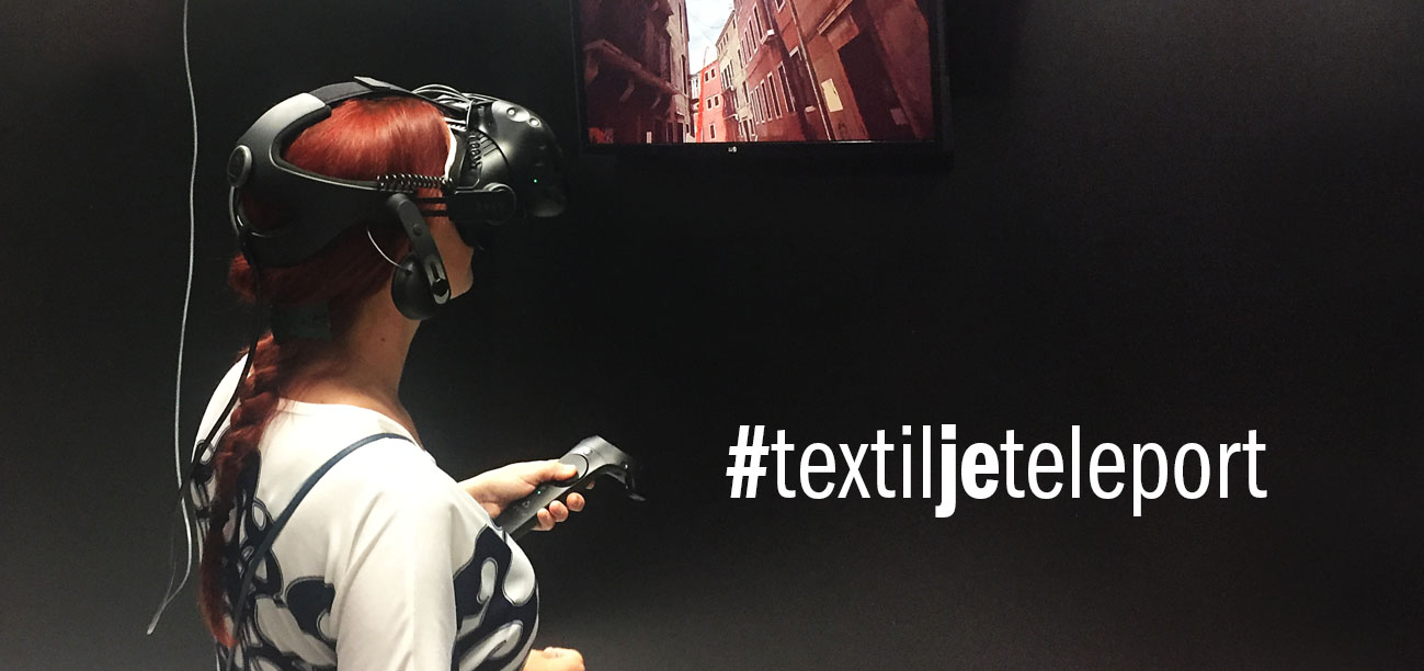 Textil Art of Today Virtualna realita