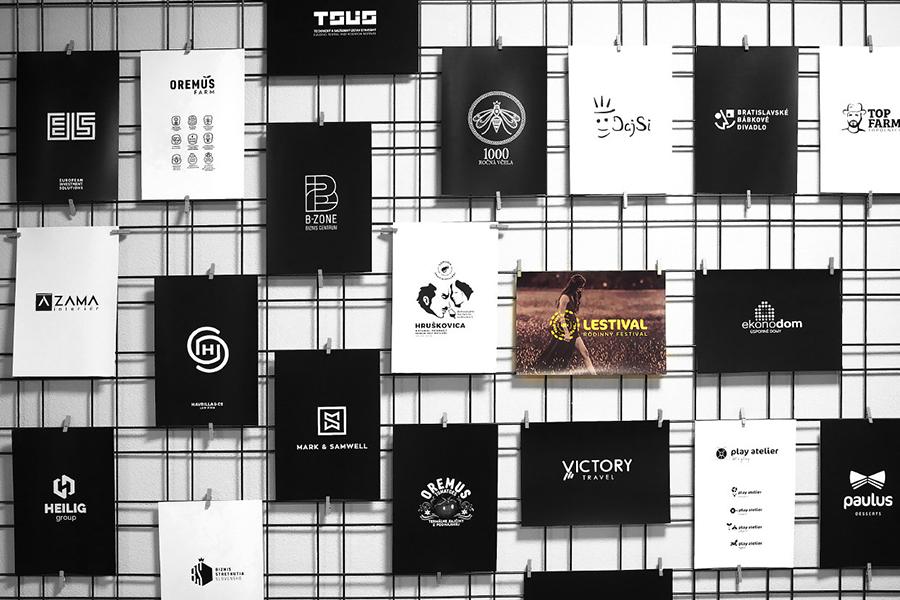 Tvorba logo od Cube studio