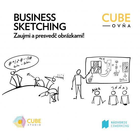 business sketching workshop
